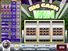Big Win Big Cash Win Screenshot