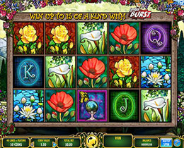 In Bloom Slot Screenshot