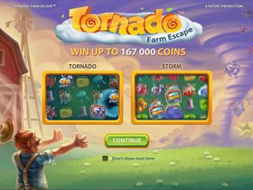 Tornado Farm Escape Bonus Screenshot