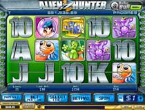 Alien Hunter Slot Screenshot
