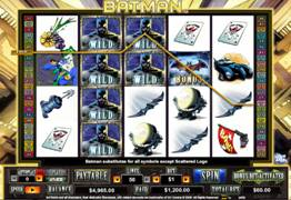 Batman Slot Screenshot