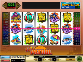 Bay Patrol Slot Screenshot