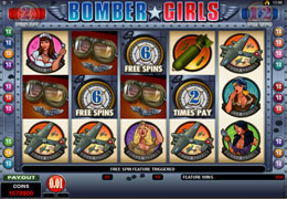 Bomber Girls Screenshot