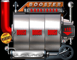 Booster Slot Screenshot