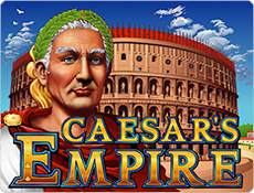 Caesaers Empire RTG Slot