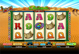 Crocodopolis Slot Main Screenshot