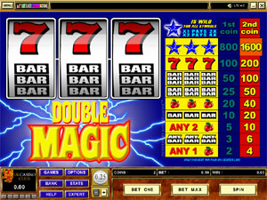 Double Magic Slot Screenshot