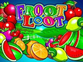 Froot Loot Slot - Lots of Fruit!