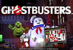 Ghostbusters 2 slot Maschine