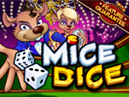 Mice Dice Slot Logo