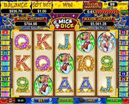 Mice Dice Slot Screenshot