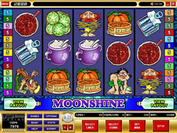 Moonshine Slot Screenshot