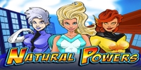 Natural Powers Slot - IGT Online Slot