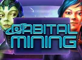 Orbital Mining Slot - Top Game
