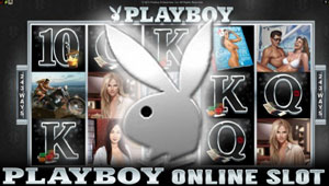Playboy Online Video Slot