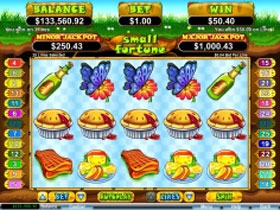 Small Fortune Slot Screenshot
