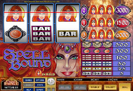 Spellbound Slot Screenshot - Microgaming