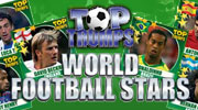 Top Trumps World Football Stars Playtech Slot