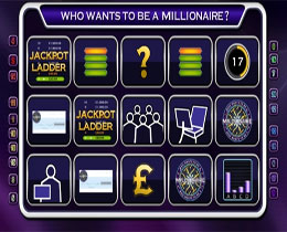 Who Wants to be a Millionaire Slot Screenshot