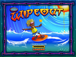 Wipeout IGT Slot